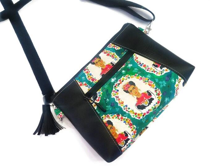 Frida Kahlo crossbody bag