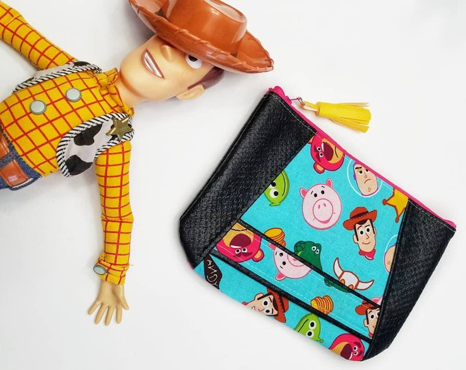 Toy story clutch