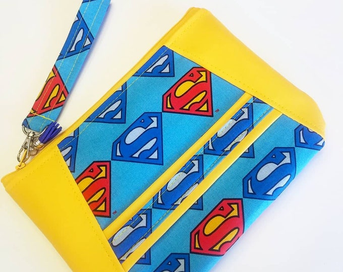 Superman Sunshine bag