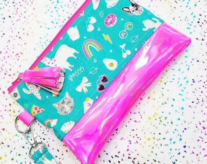 Mini Wristlet bag