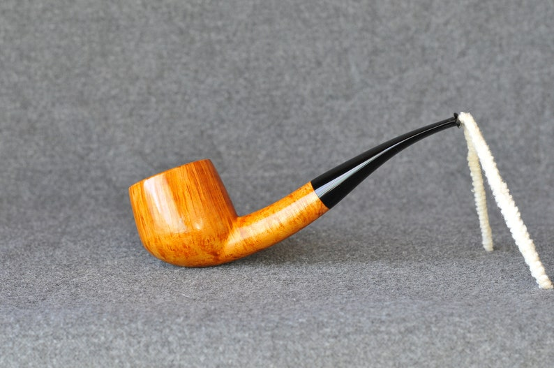 blonde noir pipe