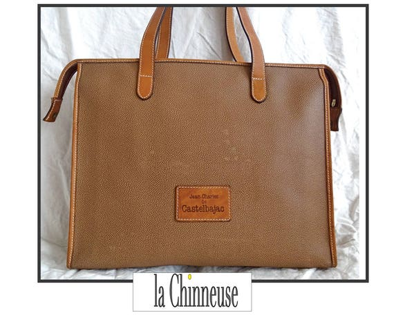 Vintage Sac Charles Castelbajac Bag DeEtsy Jean Nvmn0O8w