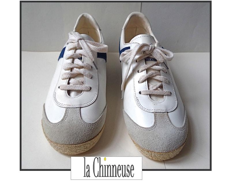 Pony Baskets Vintage Sneakers Vintage Pony Baskets BlanchesEtsy NnOk0X8wPZ