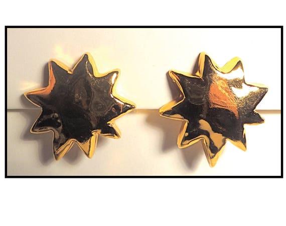 CHRISTIAN LACROIX EARRINGS / Earrings Clips Chris… - image 8