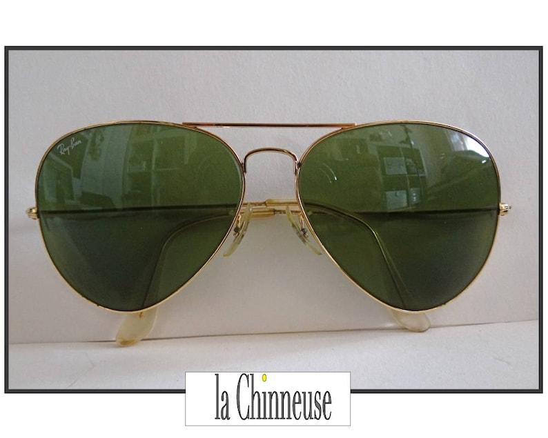 e807cc40500e RAY BAN AVIATOR Bausch   Lomb   Ray Ban Aviator Sunglasses