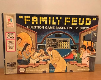 Family feud game | Etsy