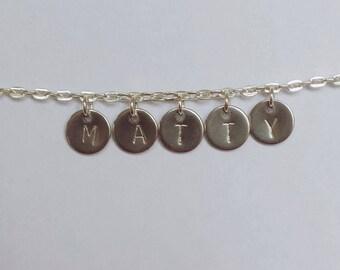 MATTY Healy Choker Necklace The 1975