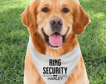 Navy Puppy Engagement Scarf Whoa Dog E Additional Colors Available Navy Dog Engagement Bandana