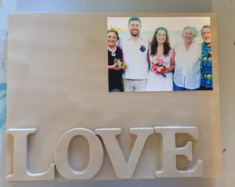 Custom Love sign with your picture