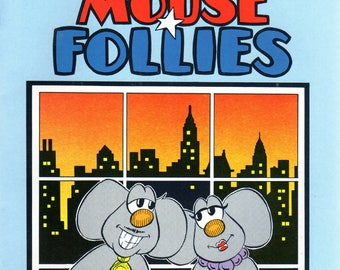Maxwell Mouse Follies #1