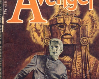The Avenger #2: The Yellow Hoard