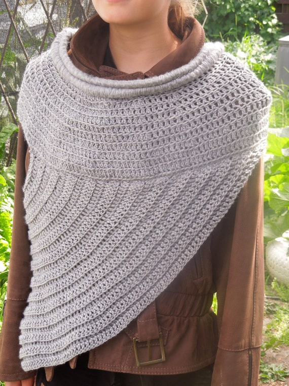 Huntress Cowl Crochet Pattern Katniss Cowl Pattern Katniss | Etsy