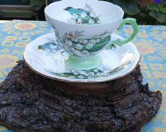 Cup and saucer Rosina