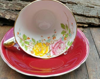 Aynsley cup and saucer