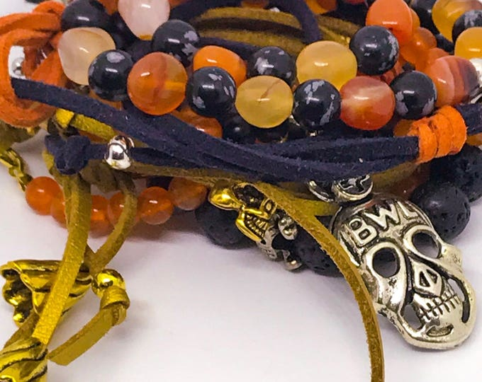 Saints Eve  (Halloween Bracelets)