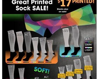 46bf3399793 Basketball socks | Etsy