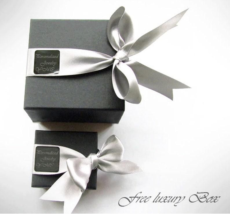 NICKEL FREE Personalized Cufflinks Custom Engraved Wedding Monogram 18k Rose Gold Plated 925 Sterling Silver Cufflinks Groom Cufflinks