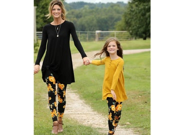 16f5730d9c Mommy and Me Leggings