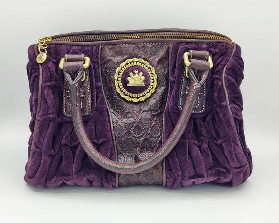 Vintage Juicy Couture Hand Bag / Shoulder Bag / To
