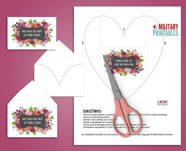 picture regarding Open When Letters Printable identified as Open up Once Envelopes, Open up Once Letters, Printable Envelope Template, Lengthy Length Partnership Card, Enjoy Take note, Treatment Bundle, Mini Envelope