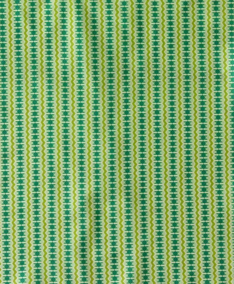 Tribal Stripe Grass Art Gallery Fabrics 1 yard