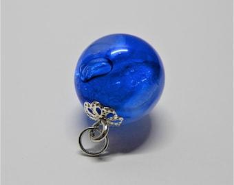 Handmade Resin Ball Charm