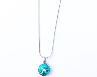 Baby Blue Crystal