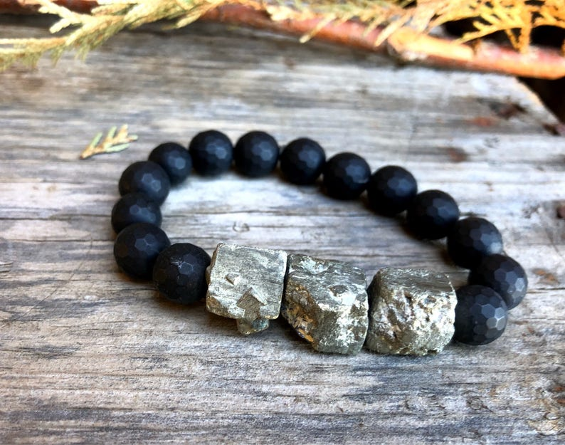 yoga beaded bracelet anniversary gift for wife yoga jewelry stackable bracelet Women/'s bracelet mala bracelet healing stones bracelet