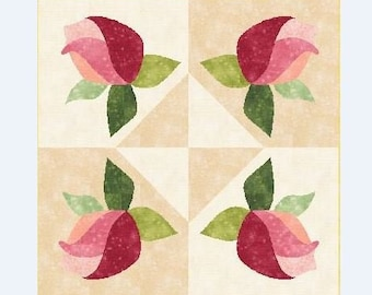 Country Rose Pattern