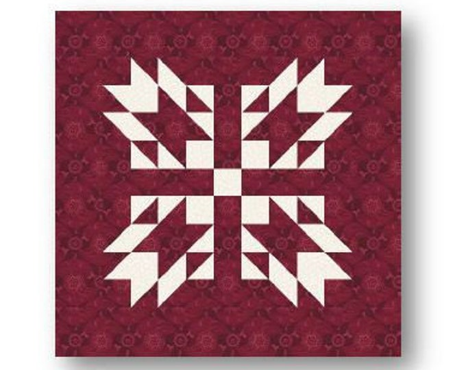 Featured listing image: Kiruna - Ebook Quilt