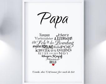 Papa Geburtstag Etsy