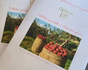 Learning booklet on different themes - DIY - SELF-SUFFICIENCY
