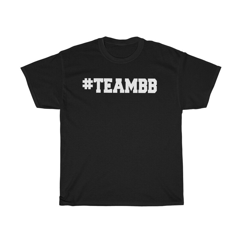 Team BB Official Member Tee image 0