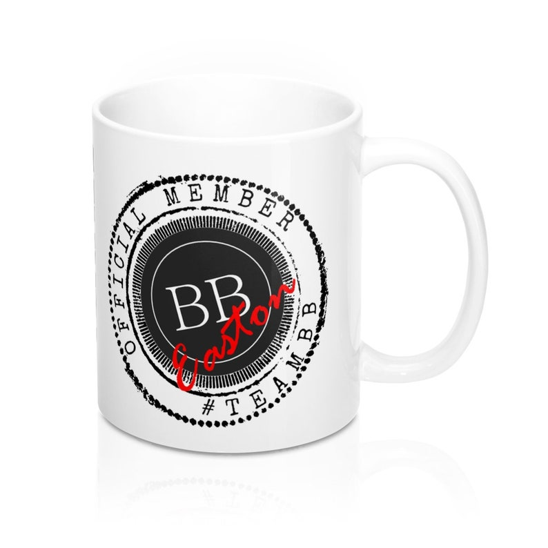 TeamBB Official Member Mug  11 oz. image 0
