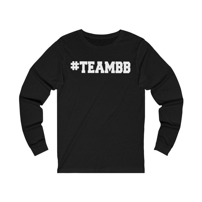Team BB Official Member Tee  Long-Sleeve image 0