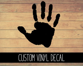 Wave 4x4 Vinyl Decal, Yeti Decal, Offroad Inspired Decal, Car Decal, Laptop Decal, Window Decal, 4x4 Wave Custom Decal, Gift Under 10
