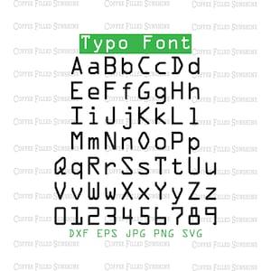 Electricity Voltage Font Letters LIGHTNING FONT Digital Cut File Instant Download dxf eps jpg png svg