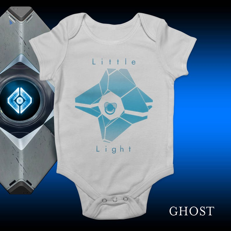 Destiny Ghost Baby One Piece Infant Set