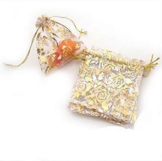 BULK 5 Resin fish in a bag charms FF473