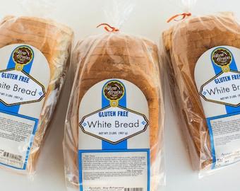 Gluten Free White Bread 3 Pack