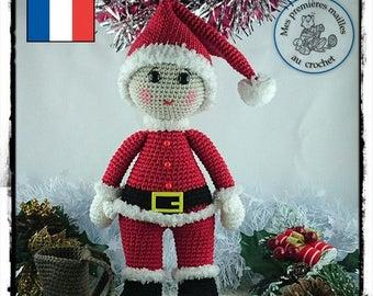 Pattern Tuto Zoé Fête Noël Etsy