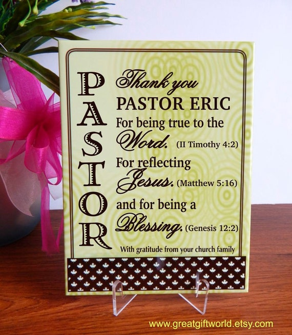 Pastor Birthday Gift Priest Gifts For Ordination Etsy