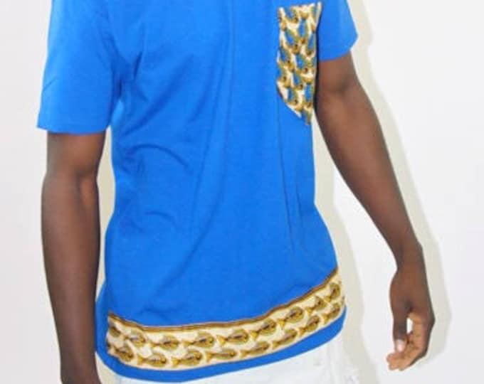 Blue Ank T-Shirt