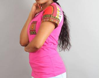 Chenayii Pinkank T-shirt