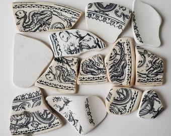 Genuine Sea Pottery Beach Theme, Sea Glass Art Beach Pottery Sea Kiln Stilts Sea Glass Crafts Beach Kiln Stilts Sea Pottery