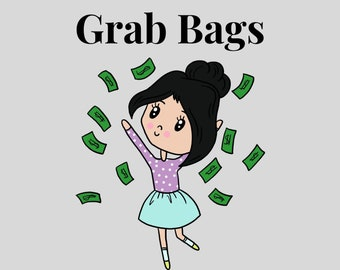 Broadway Clearance Grab Bags!!!