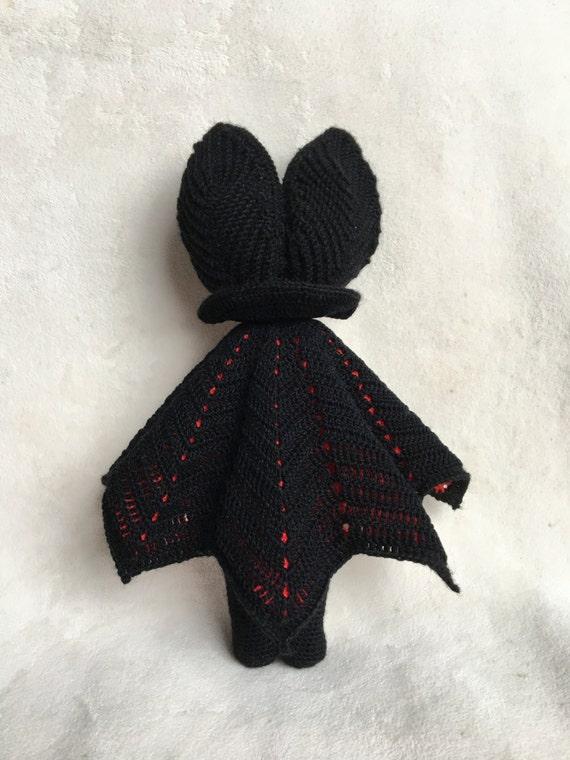 Murciélago vampiro VLAD por Lalylala patrón / Amigurumi muñeca | Etsy