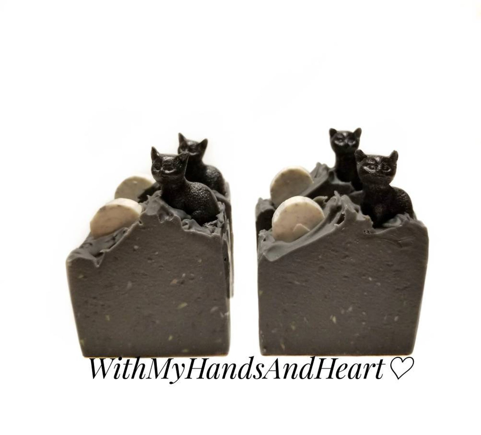Black Cat Soap Page Two