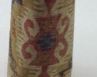 Wine Bottle Tote Bag - Southwest Theme