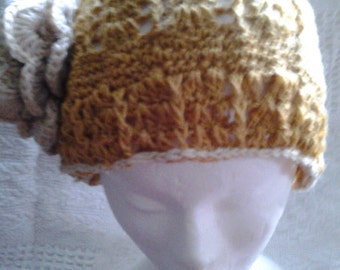 795d2729aec Slouchy crochet hat